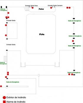 Mapa_Saída Emergência