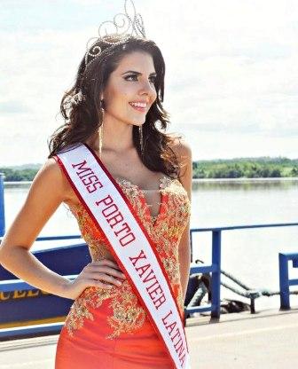 Miss Porto Xavier Latina