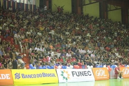 Semifinal_Voleisul x Sada Torcida_Daniel Nunes