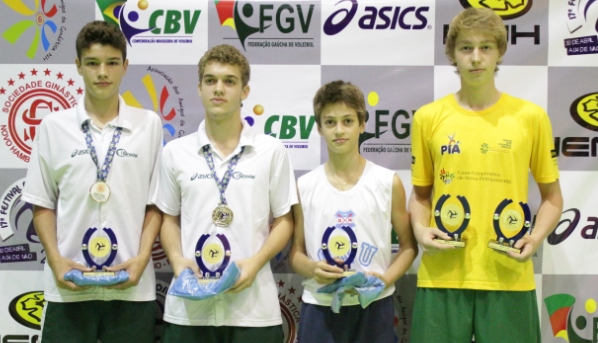 serie ouro masculino infantil
