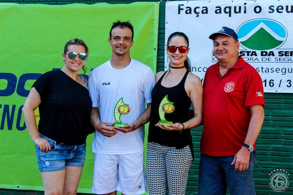 Resultados da Copa Erony Scherer de Tênis