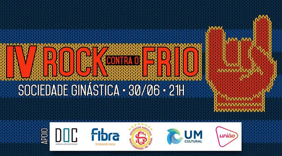 Rock Contra o Frio na Ginástica!!!