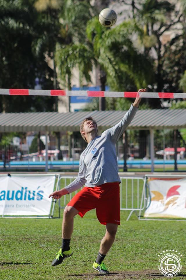 Definidas as equipes que competirão as finais da Taça Brasil de Punhobol
