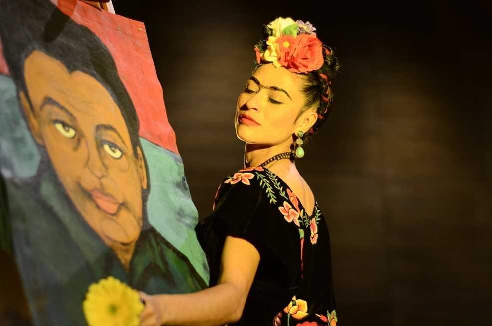 Sesc NH traz a peça 'Frida Kahlo, à Revolução!' à Ginástica