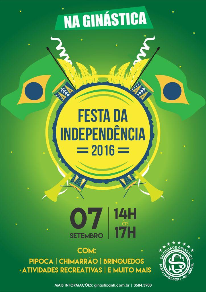 Festa da Independência na Ginástica