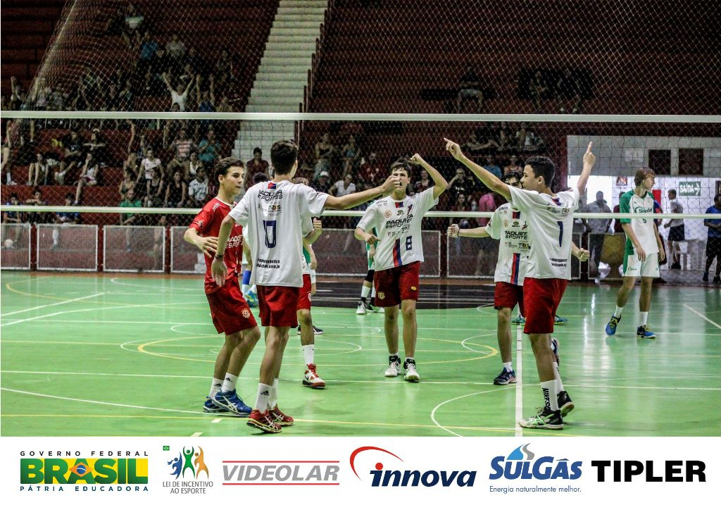 Projeto Equipes de Rendimento Voleibol