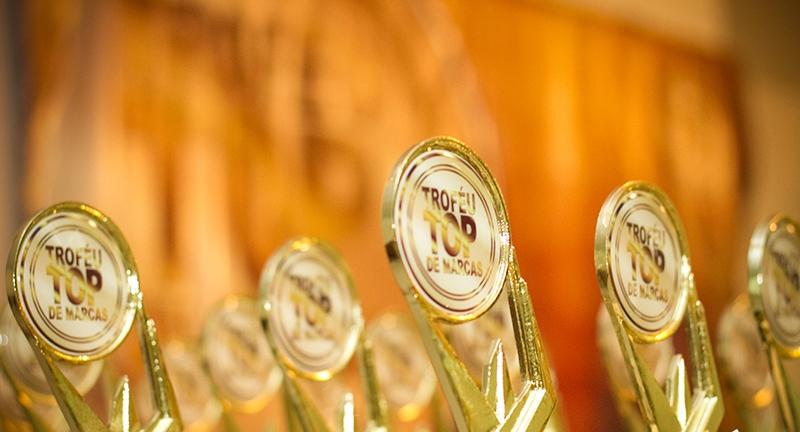 Troféu Top de Marcas é nesta sexta-feira