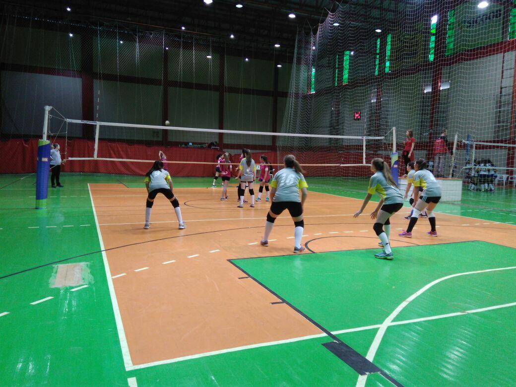 Finais do Intercolegial de Voleibol