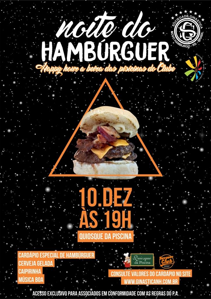 Noite do Hambúrguer