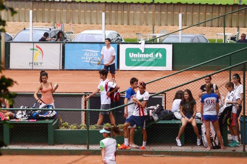 Copa Unimed VS de Tênis define os campeões da 3ª etapa