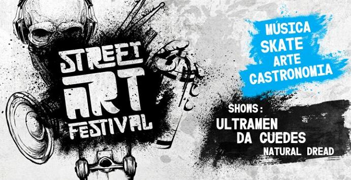 2ª edição do Street Art Festival acontece na Ginástica
