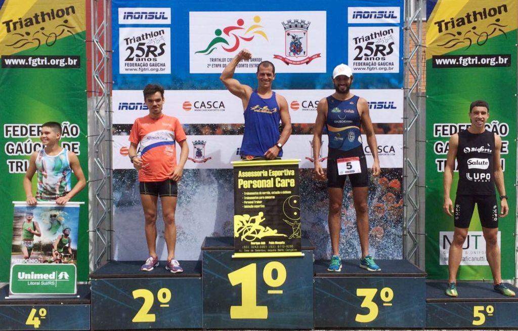 Ginasticano conquista a terceira colocação geral em Rio Grande