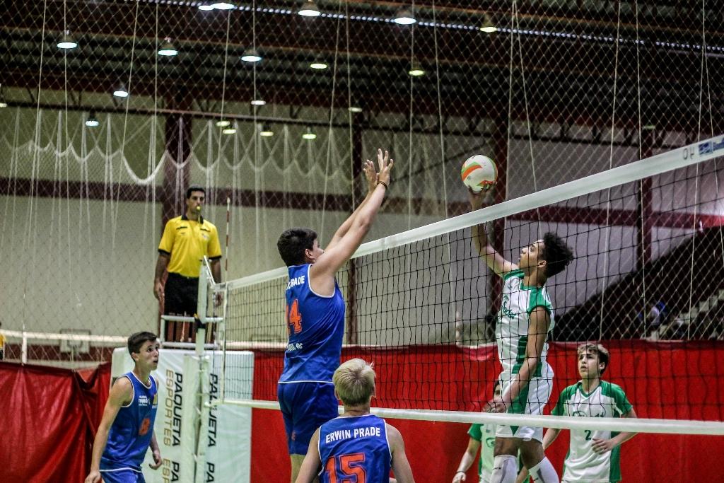 Sociedade Ginástica é sede do 20º Mercosul de Voleibol