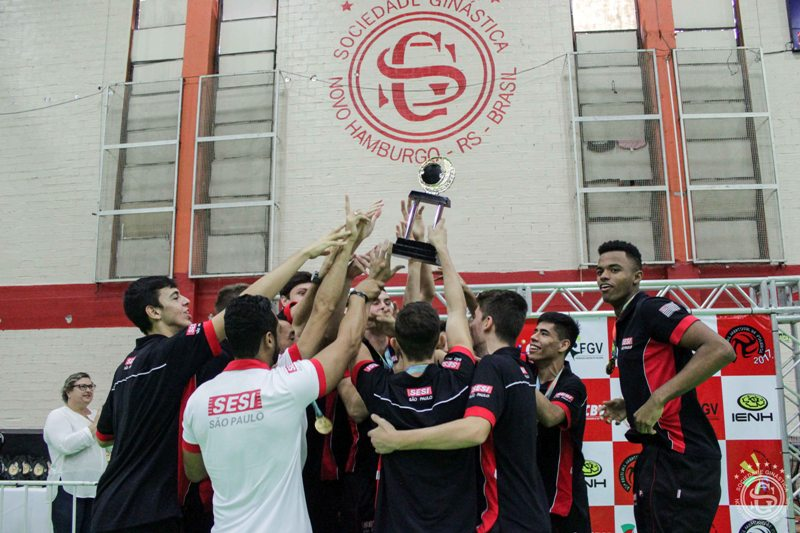 Mercosul de Voleibol revela campeões