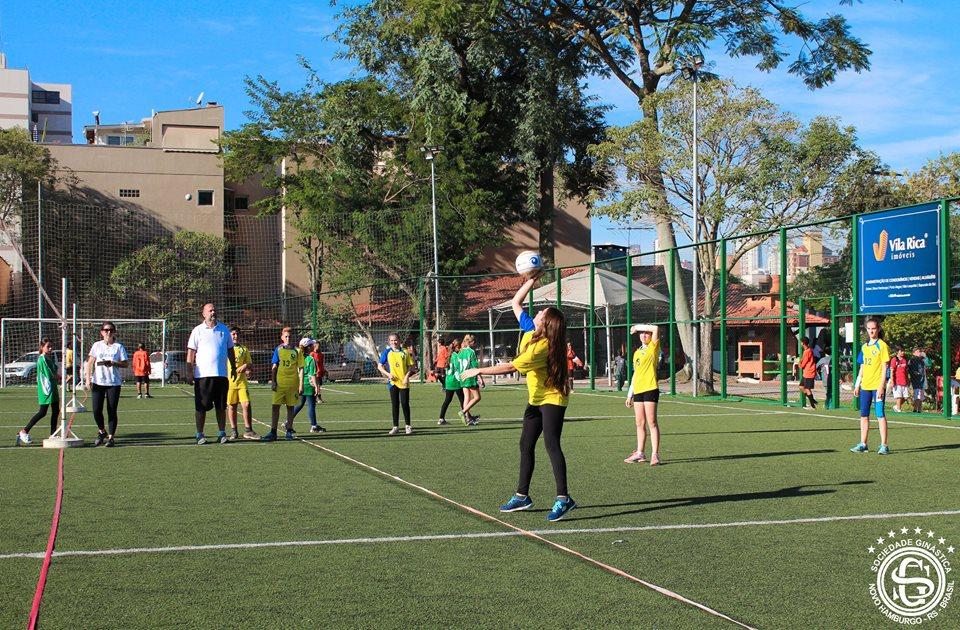 Equipes de Camaquã são destaques no Gaúcho de Punhobol