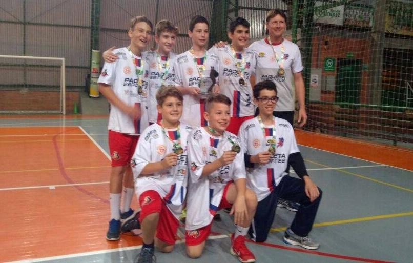 Equipe SGNH/IENH é terceira colocada na Copa Cláudia Braga