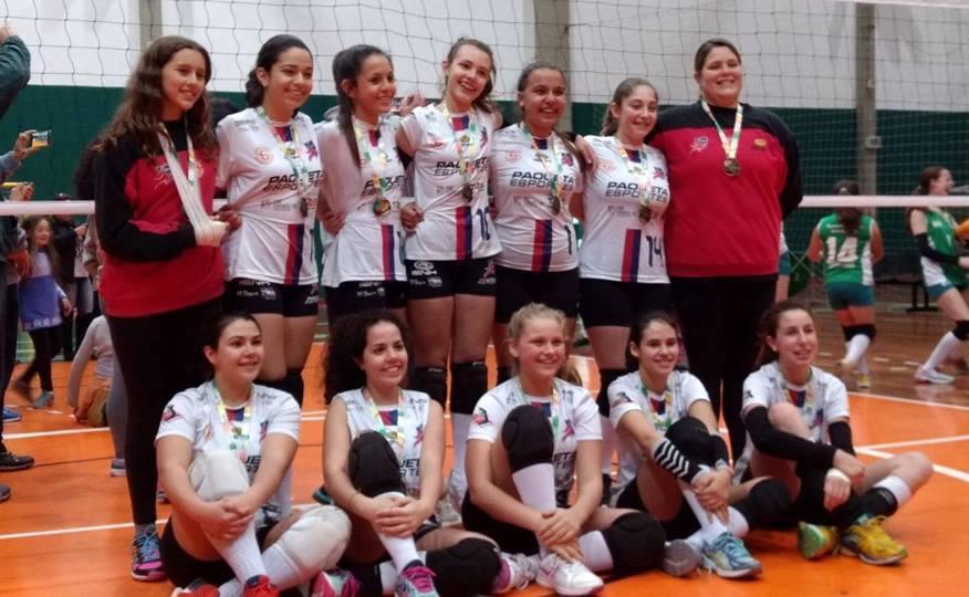 Mirim feminino SGNH/IENH é medalha de bronze na Copa Cláudio Braga