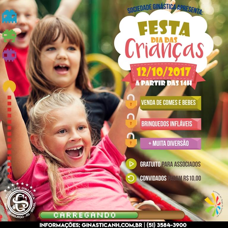 Dia das Crianças na Ginástica: a festa dos pequenos