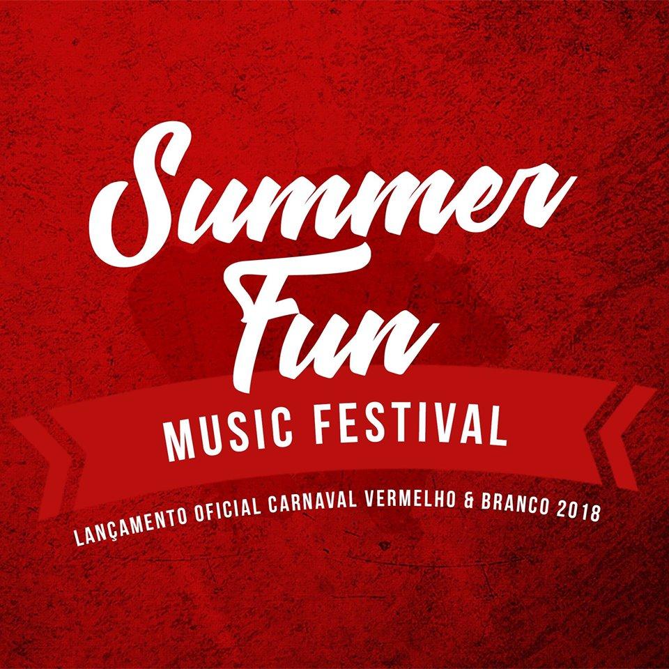Summer Fun Music Festival acontece na Ginástica