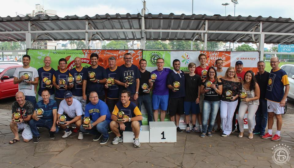 10ª edição da Copa Erony Scherer de Tênis encerra com sucesso