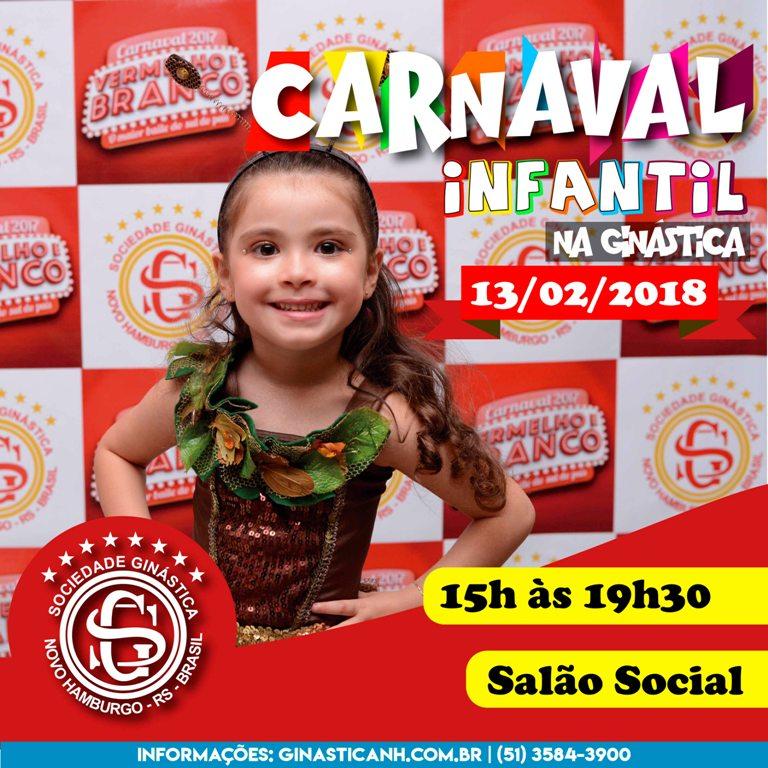Carnaval Infantil: a folia da garotada