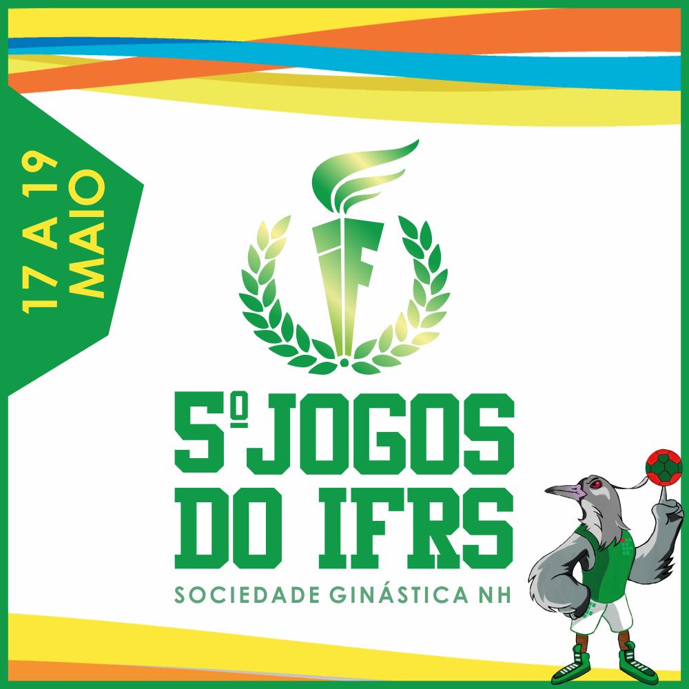 Ginástica é sede dos Jogos do IFRS