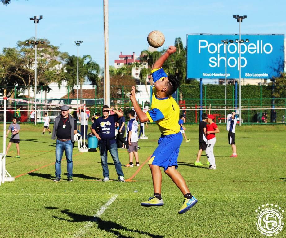 Olimpíada Escolar de Punhobol tem número recorde de inscritos