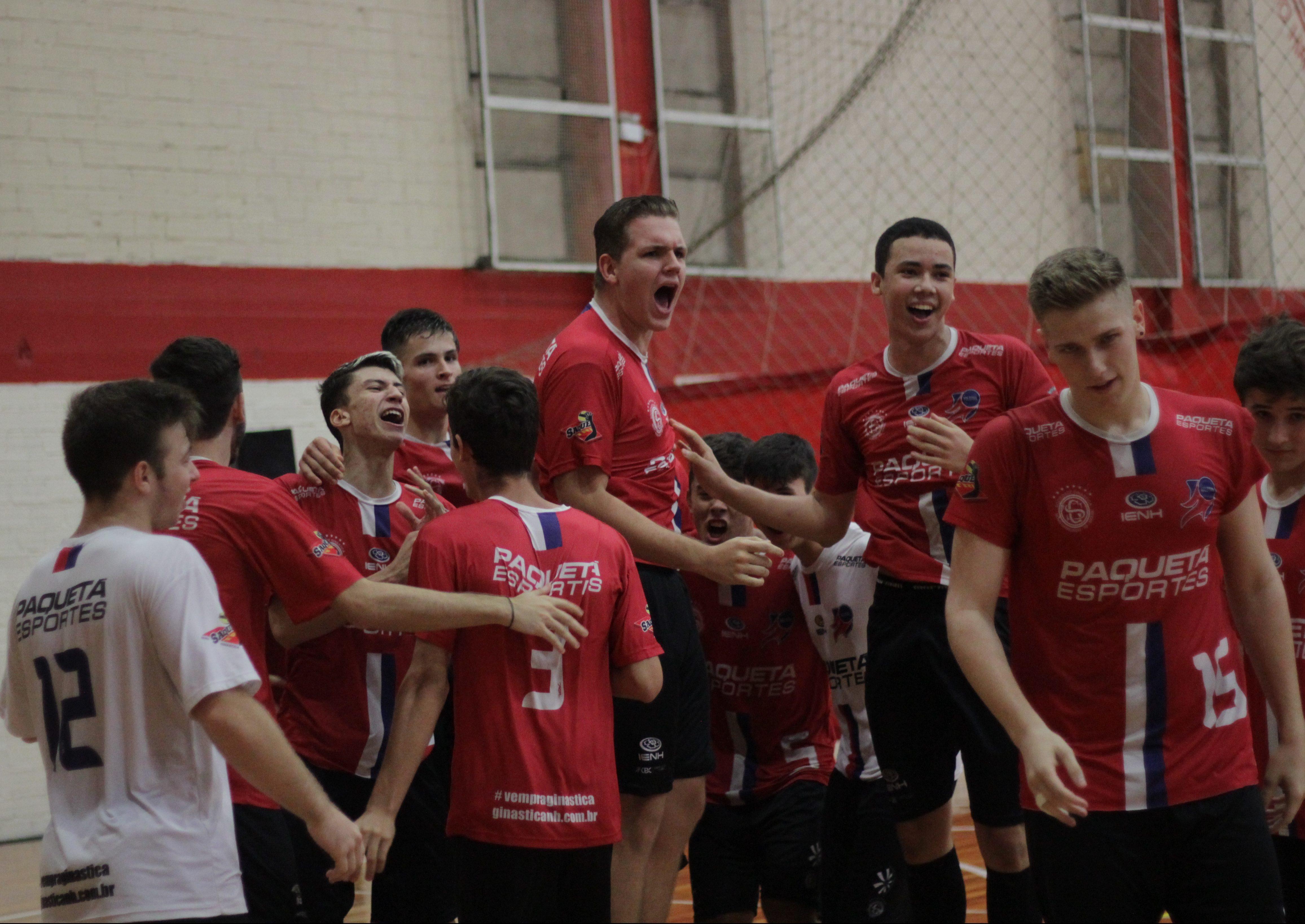 Galeria de Fotos do 21º Festival Mercosul de Voleibol