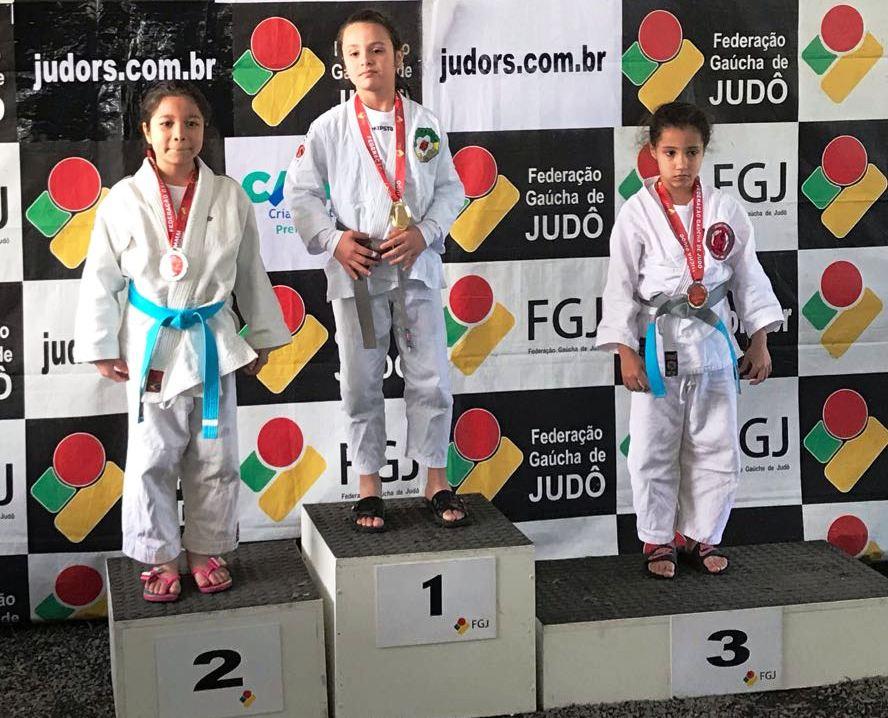 Judô traz oito medalhas de competição