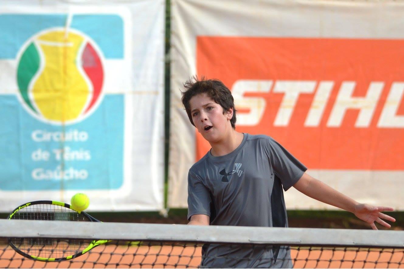 Circuito de Tênis Gaúcho terá a 5ª etapa realizada na Sociedade Ginástica