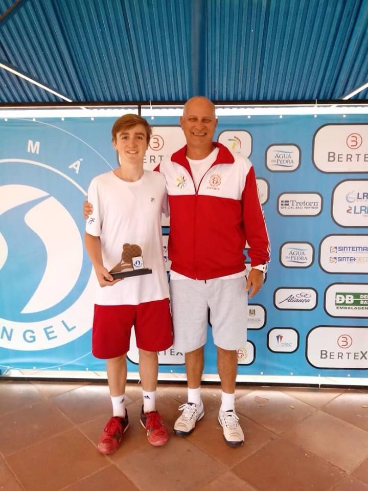 Copa Thomás Engel de Tênis define os campeões em Novo Hamburgo