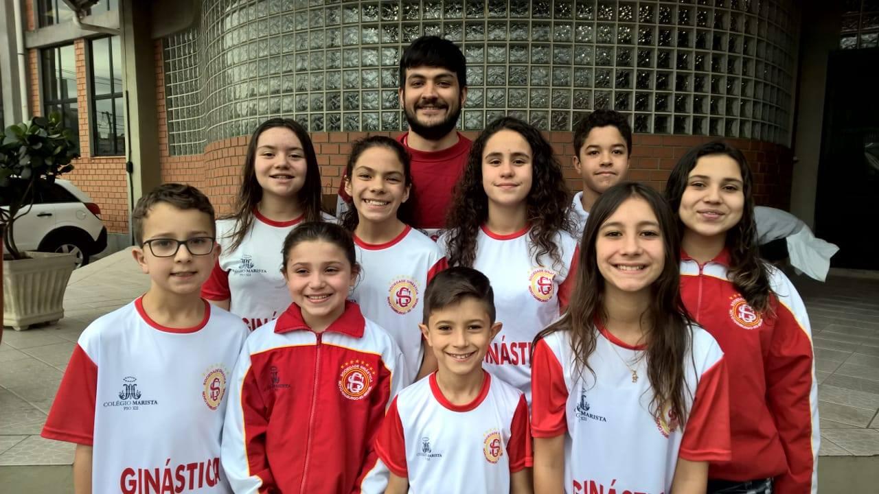 Equipe da Natação participa de Sul Brasileiro em Curitiba