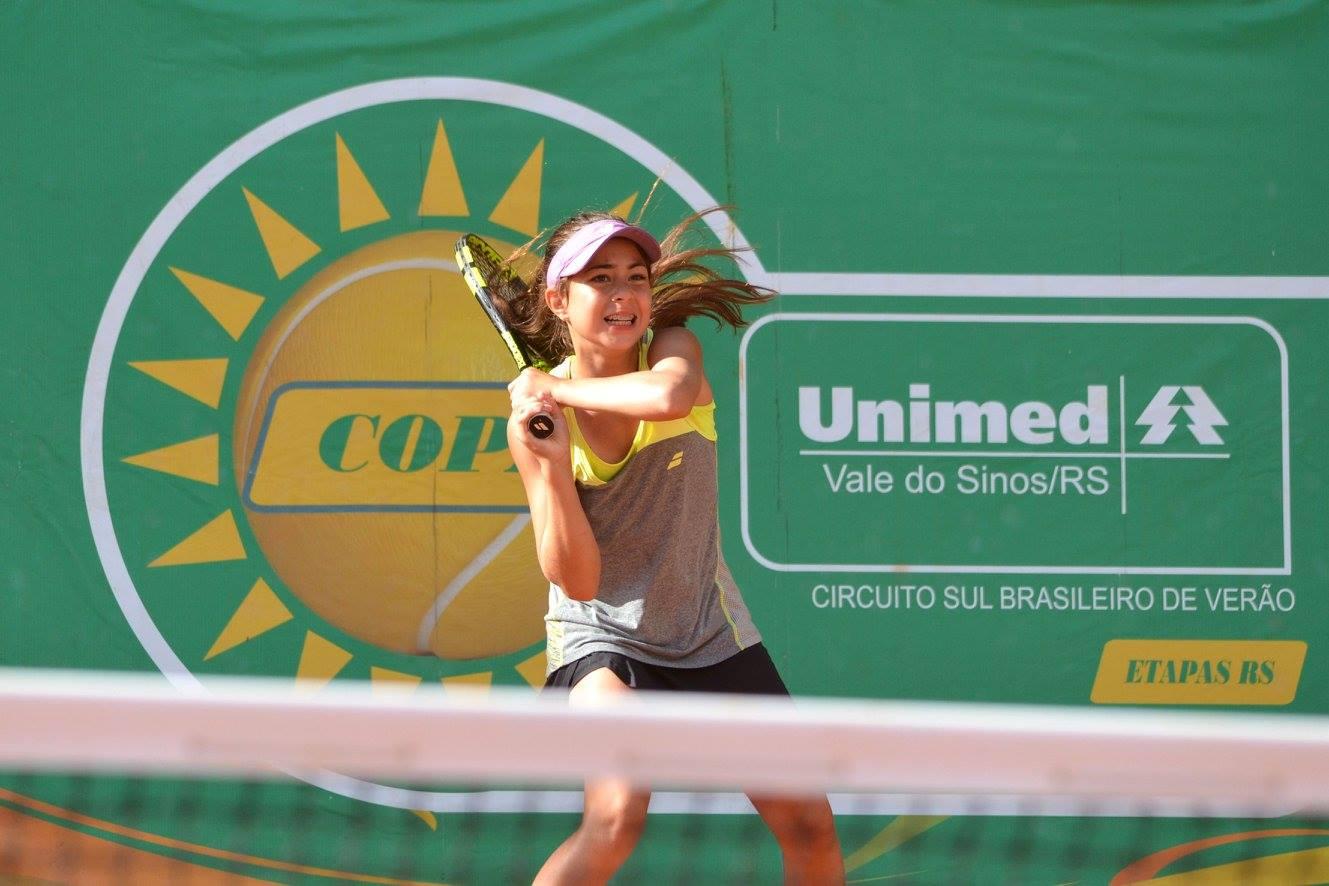 Copa Unimed VS de Tênis será realizada novamente na Sociedade Ginástica