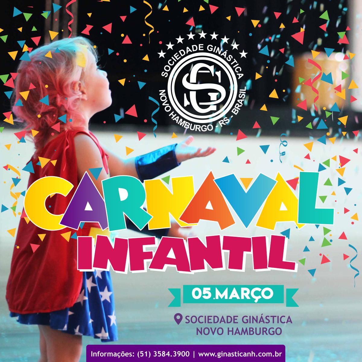 Carnaval Infantil: a folia da galerinha
