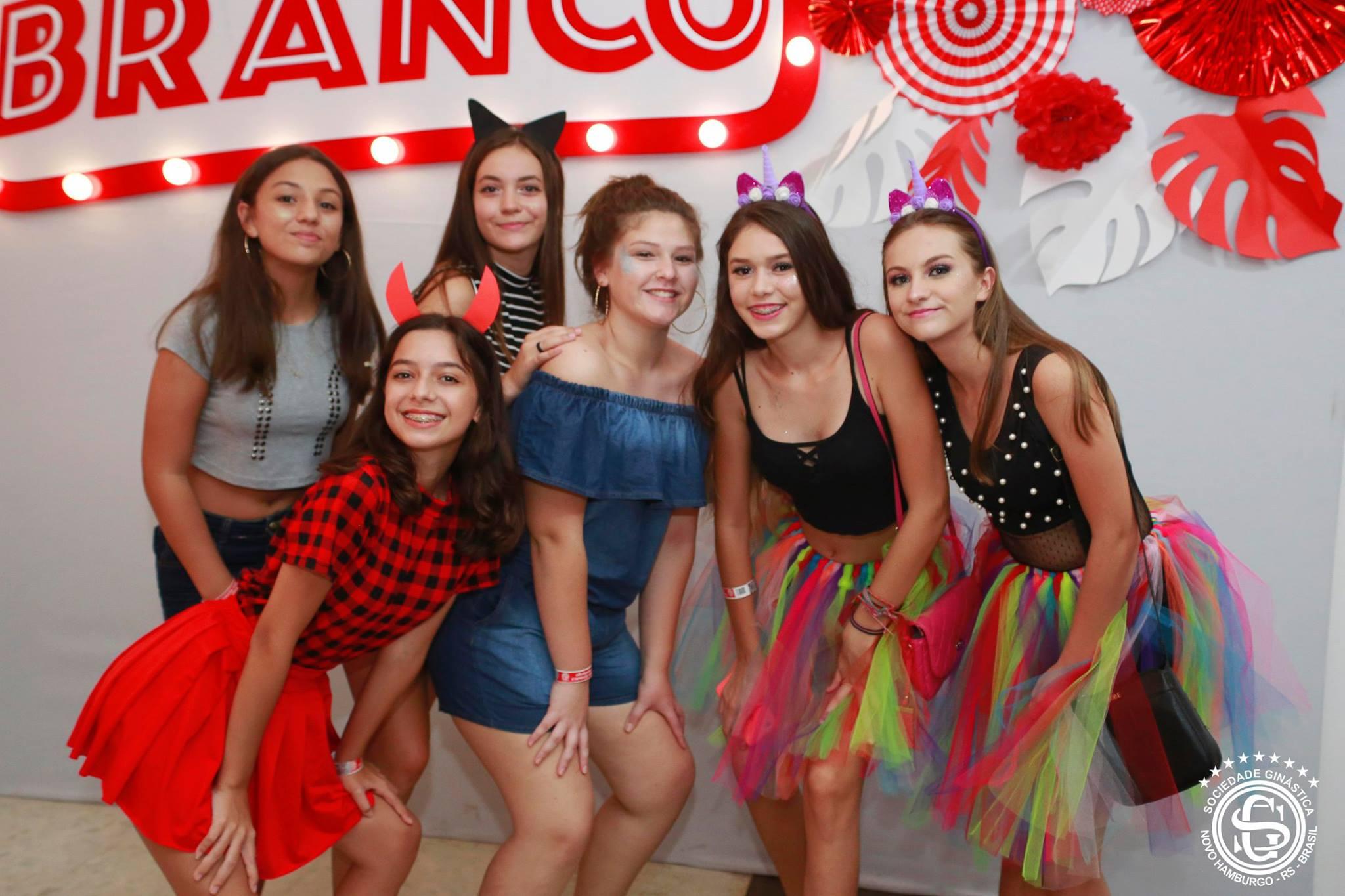 Carnaval Infantil diverte famílias na Ginástica