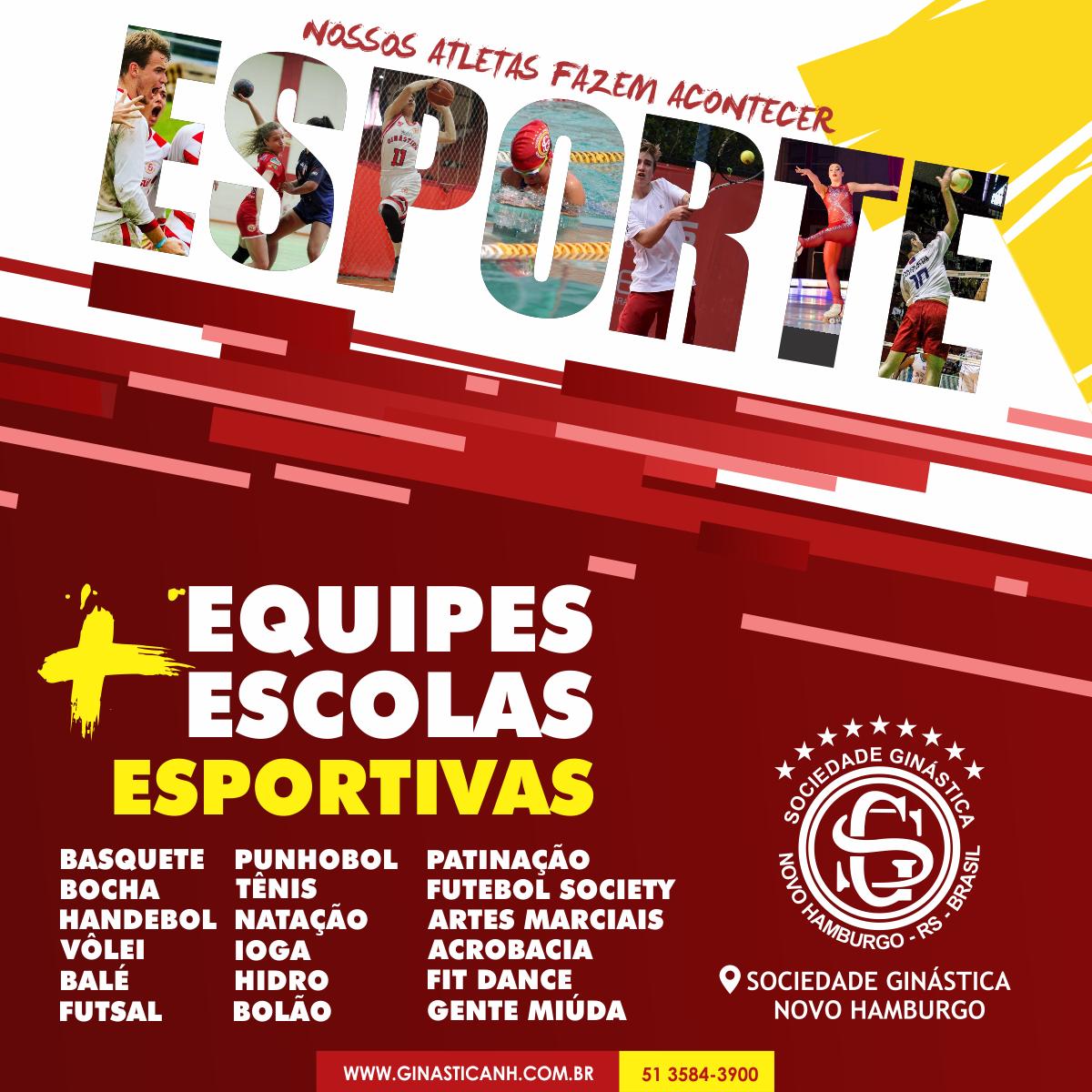 Complexo Esportivo GINÁSTICA